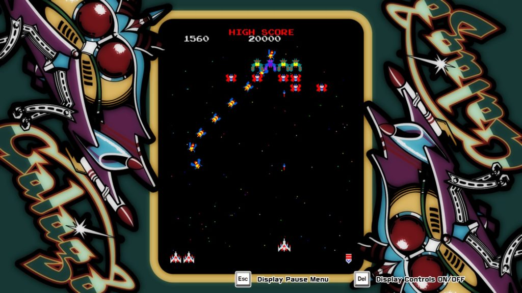 Arcade Games Series: Galaga