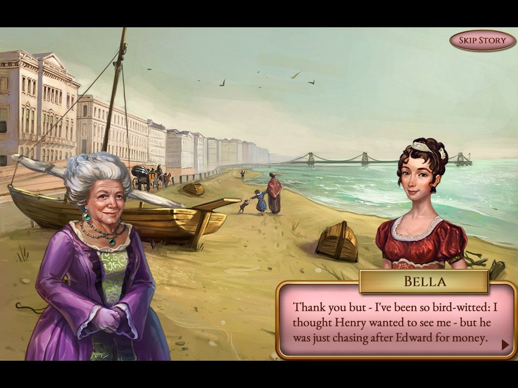 Regency Solitaire: Bella has problems