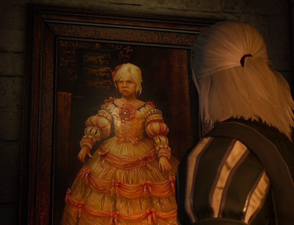 The Witcher 3: Wild Hunt: best picture of Ciri