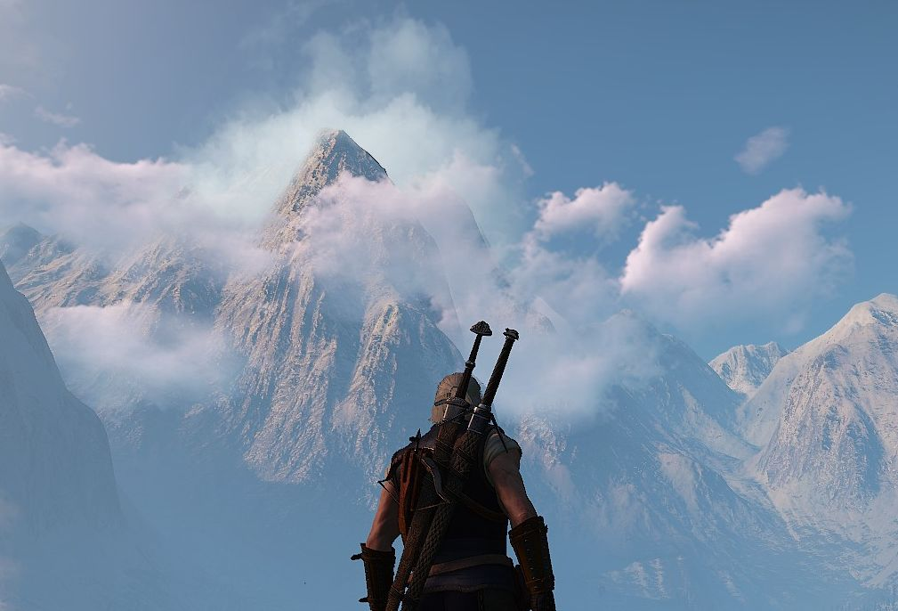 The Witcher3: Wild Hunt: a view at the mountain of shame
