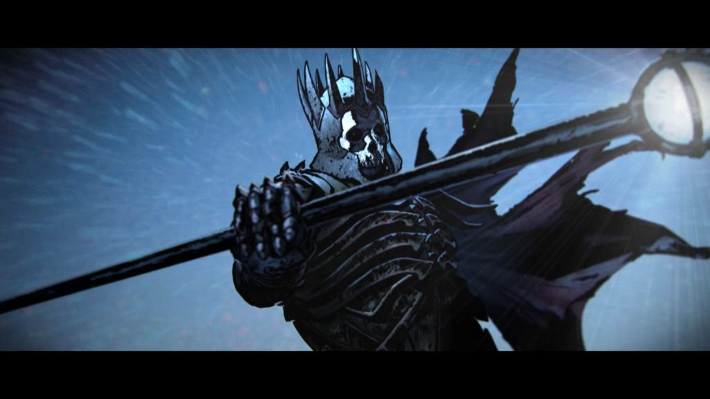 The Witcher 3: Wild Hunt: Skeletor